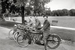 Three 1915 Indians